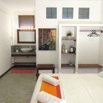 Sayura House, deluxe double king room