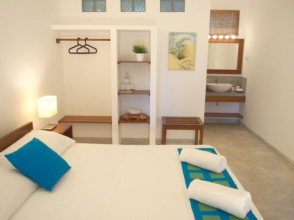 Sayura House, superior double rooms