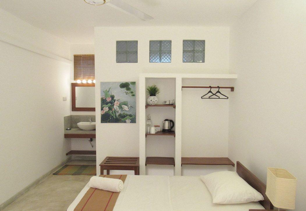 Sayura House, superior triple rooms