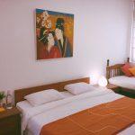 Sayura House, deluxe triple room
