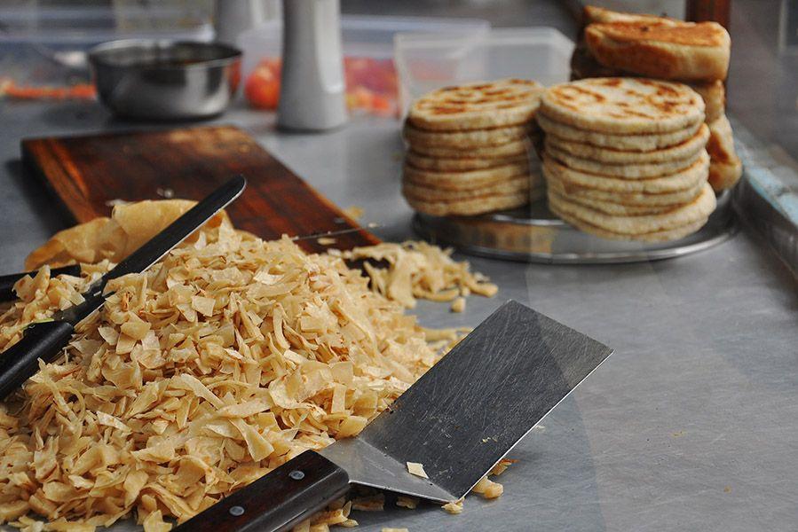 Street food, Colombo, Sri Lanka