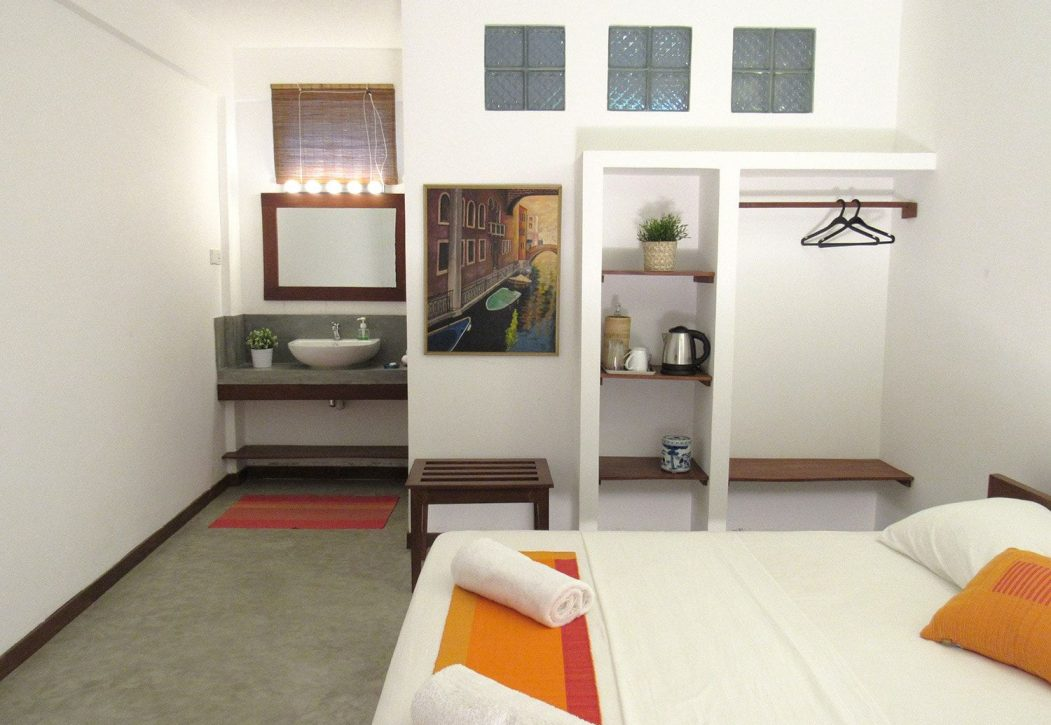 Sayura House, deluxe double king room