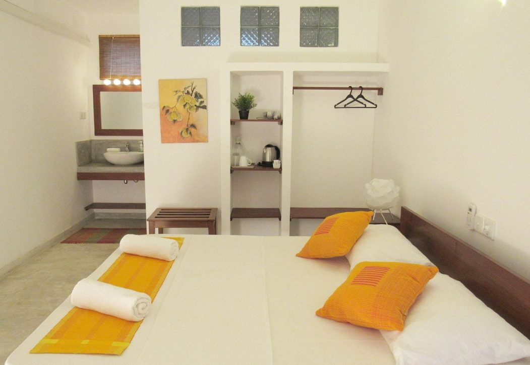Sayura House, superior double rooms